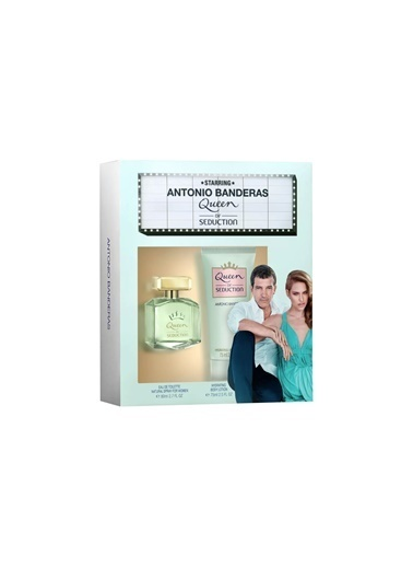 Antonio Banderas Queen Edt 80+Bl75 Kadın Parfüm Set Renksiz